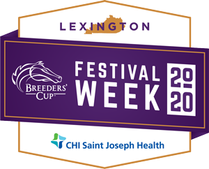 Breeders Cup Festival Lexington 2020 Logo